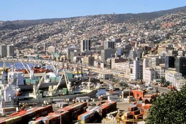 región chilena de Valparaíso