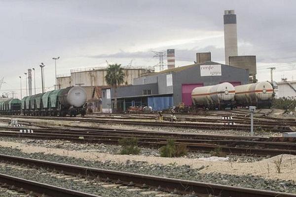 Adif abre convocatoria para adaptar la terminal de Escombreras al tráfico ferroviario