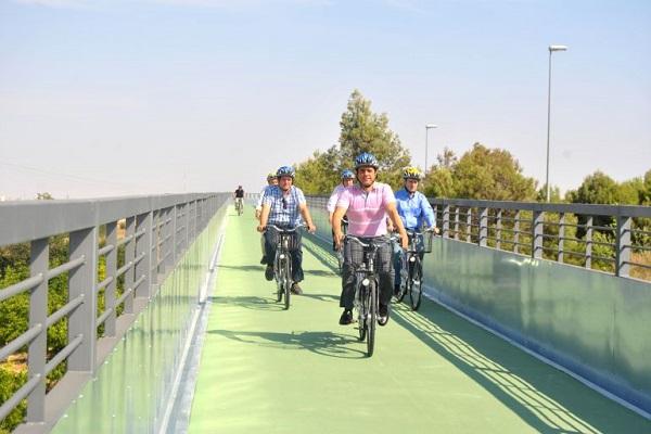 Albacete bicicleta