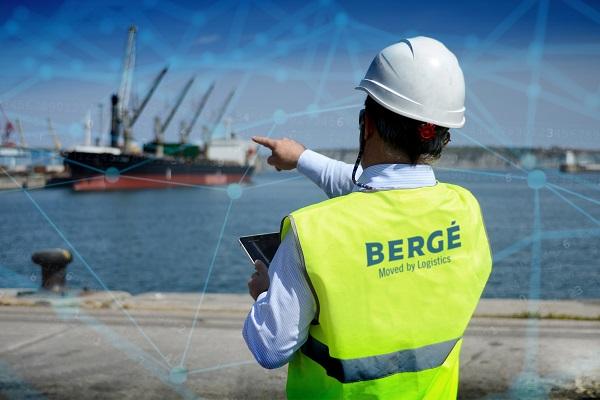 Bergé automatizará su terminal en el puerto de Bilbao