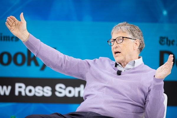 Bill Gates vehículos eléctricos