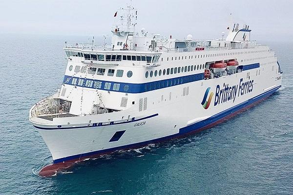 Brittany Ferries aumenta su capacidad en la conexión Santander-Portsmouth