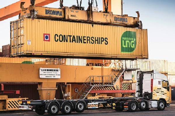 Containerships lanza nueva conexión entre Cádiz y Portugal