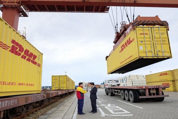 DHL apuesta por las cero emisiones en sus envíos de transporte marítimo LCL