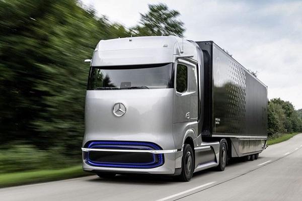 Daimler Trucks camiones eléctricos hidrógeno