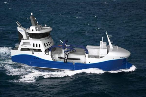 El astillero Zamakona diseña nuevo buque para el transporte de pescado vivo