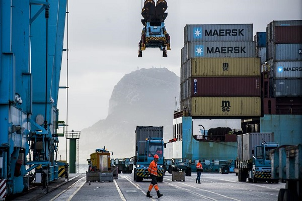 El puerto de Algeciras consigue retomar los niveles previos a la pandemia en julio