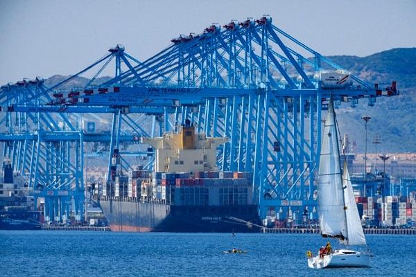 El puerto de Algeciras, seleccionado como candidato al Premio ESPO 2020