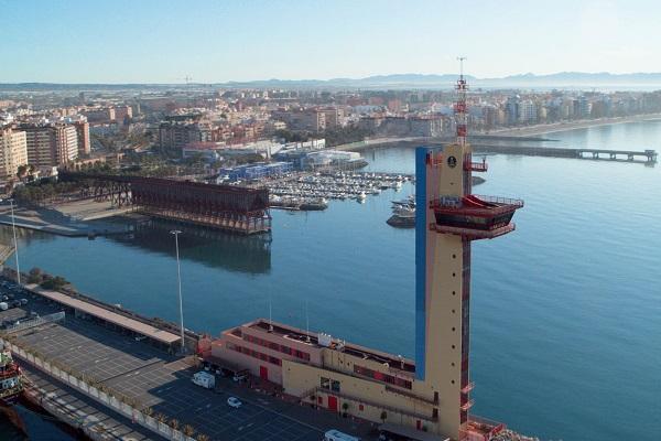 El puerto de Almería abre convocatoria para ampliación del Muelle Levante