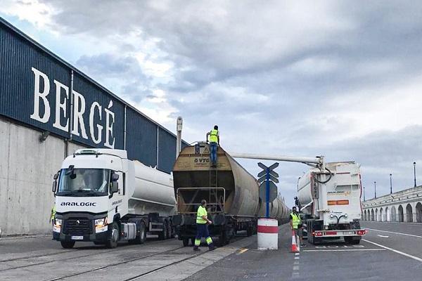 El puerto de Tarragona aumenta las operativas de carga de agroalimentarios