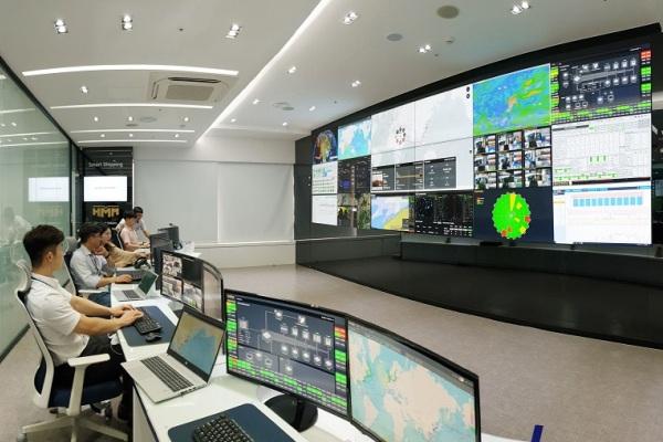 Fleet Control Center de HMM