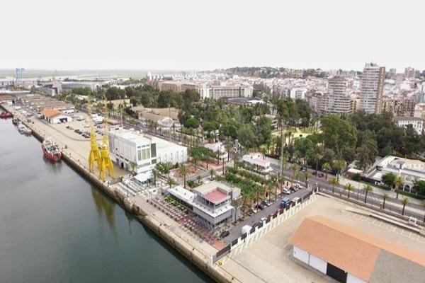 La Autoridad Portuaria de Huelva modificará la distribución del muelle Levante