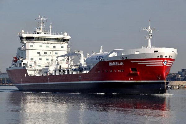 La Autoridad Portuaria de Motril acoge su primer buque basado en GNL
