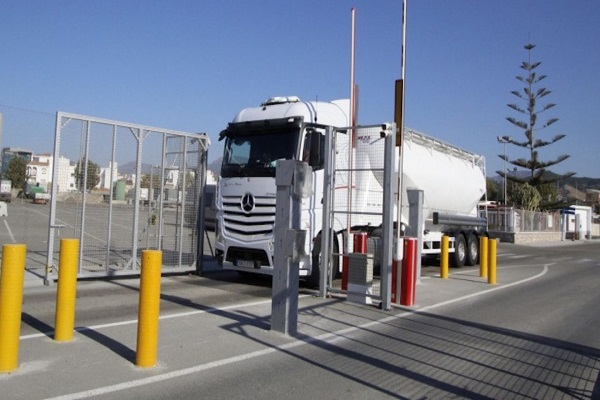 La Autoridad Portuaria de Motril automatiza el control de acceso al vial principal
