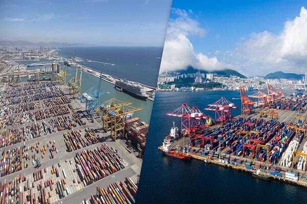 Los puertos de Barcelona y Busán se unen para construir una plataforma logística