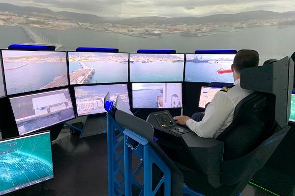 Los servicios marítimos en remoto disminuyen los costes operacionales