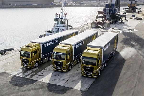 MAN España camiones