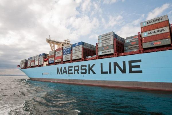 Maersk avanza en su servicio integral de logística