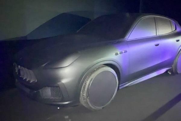 Maserati GranTurismo eléctrico
