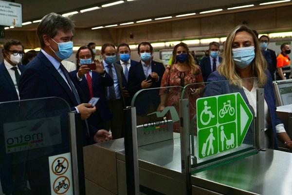 Metro de Sevilla contactless