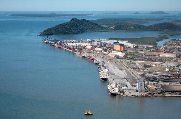 Puerto de Paranaguá