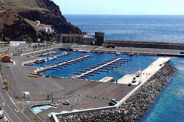 Puerto de Tenerife mejora las condiciones del puerto de La Estaca