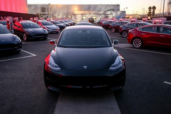 Tesla Model 3 ventas Europa