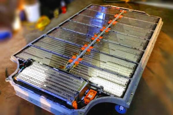 Tesla baterias