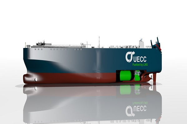 UECC se adentra en el mundo del Gas Natural Licuado