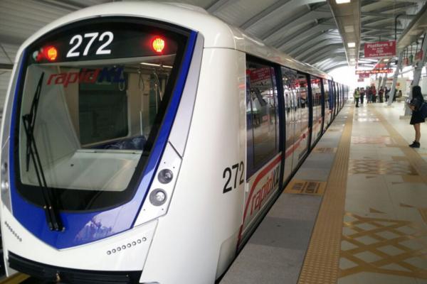 bombardier completa el montaje del metro