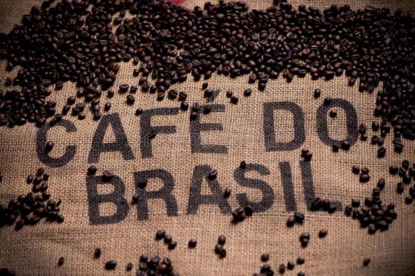 café brasileño