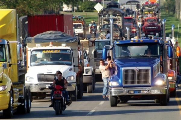 chile camioneros