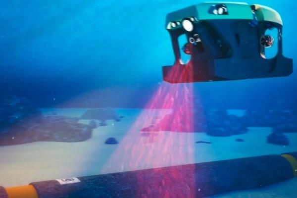 drones tuberias submarinas