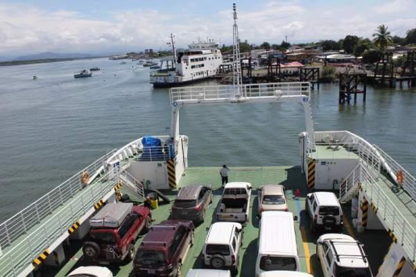 ferry el salvador costa rica