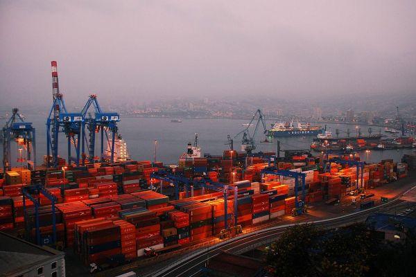 puertos de vlparaiso