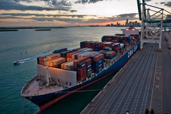 puertos del estado de Florida