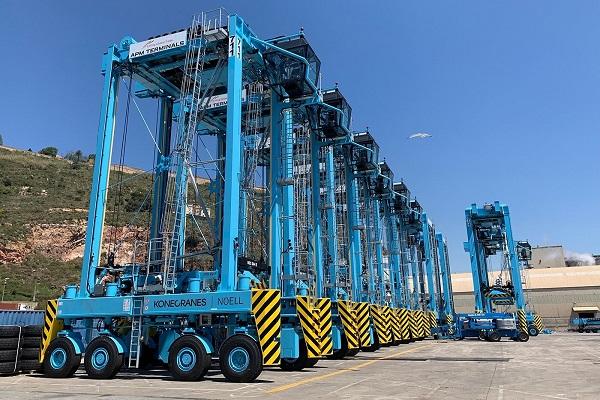 APM Terminals estrena nuevo sistema de gestión de flotas con pesaje automático