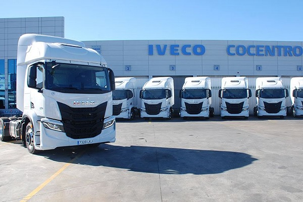 Acotral IVECO S-WAY
