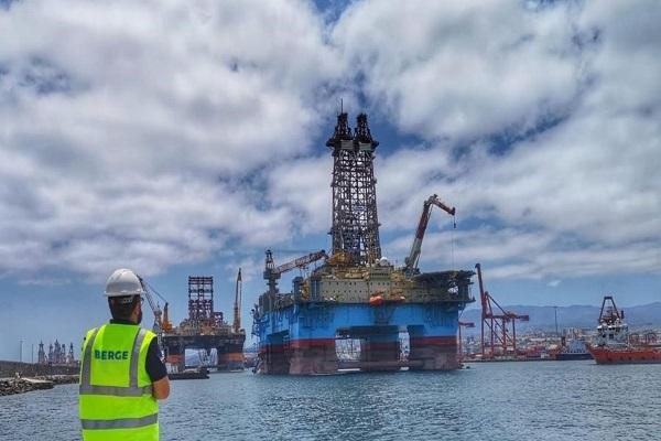 Bergé fortalece su negocio offshore para apoyar a plataformas petrolíferas en Canarias