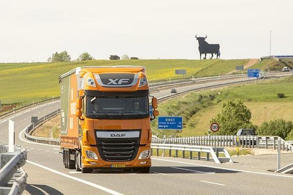 DGT camiones y autobuses