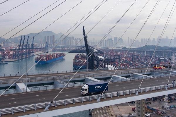 DSV China Europa