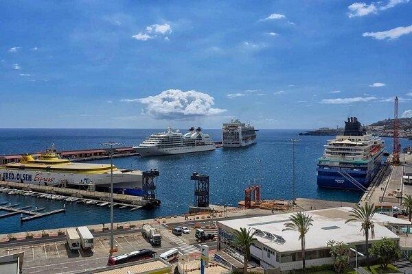 El puerto La Palma estrenará un alumbrado exterior más eficiente para 2021