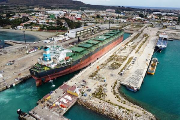 El puerto de Algeciras instalará un vial de acceso a Cernaval