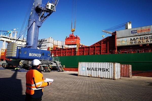 El puerto de Almería aumenta un 7,8% el tránsito de mercancías hasta septiembre