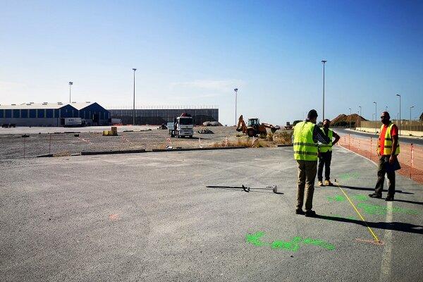 El puerto de Almería contará con su aparcamiento para camiones este año