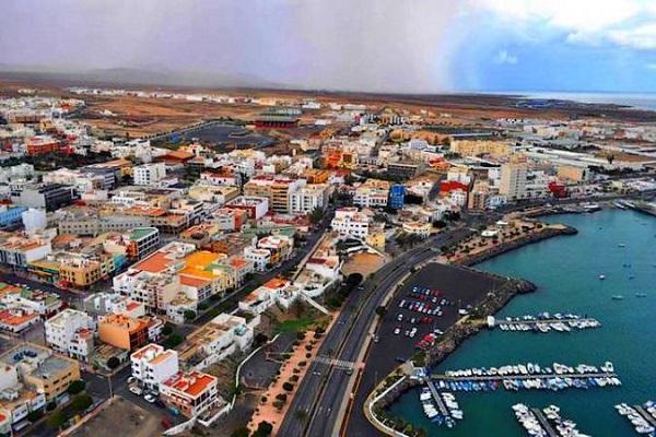 El puerto de Canarias apoya la construcción de nuevas oficinas en Fuerteventura