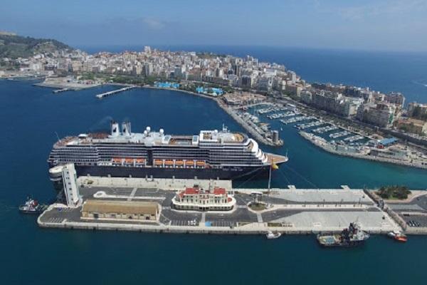 El puerto de Ceuta contará con un software para agilizar recepción de mercancías