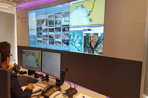 El puerto de Huelva comienza el proyecto de su nueva plataforma digital
