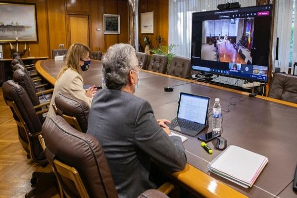 El puerto de Huelva establece su plan de empresa hasta 2024