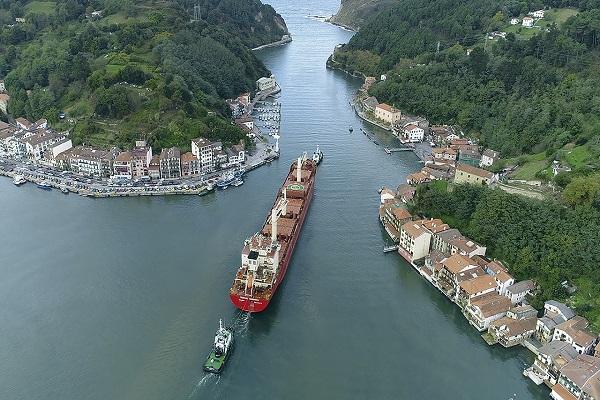 El puerto de Pasajes invertirá casi 60 millones de euros hasta 2024